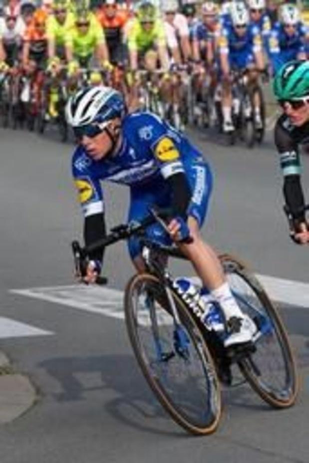 Remco Evenepoel offre la victoire à Deceuninck-Quick Step dans le Hammer Climb
