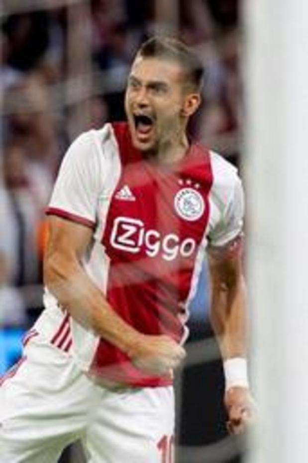 Ligue des champions - L'Ajax en barrages malgré quelques frayeurs, Porto et le Celtic éliminés
