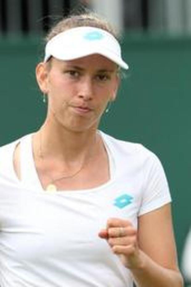 Une Suissesse pour Elise Mertens, une Slovaque pour Alison Van Uytvanck au premier tour de l'US Open