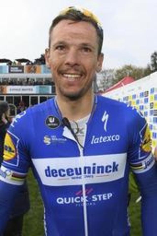 Philippe Gilbert déçu de ne pas avoir été retenu par son équipe pour le Tour de France