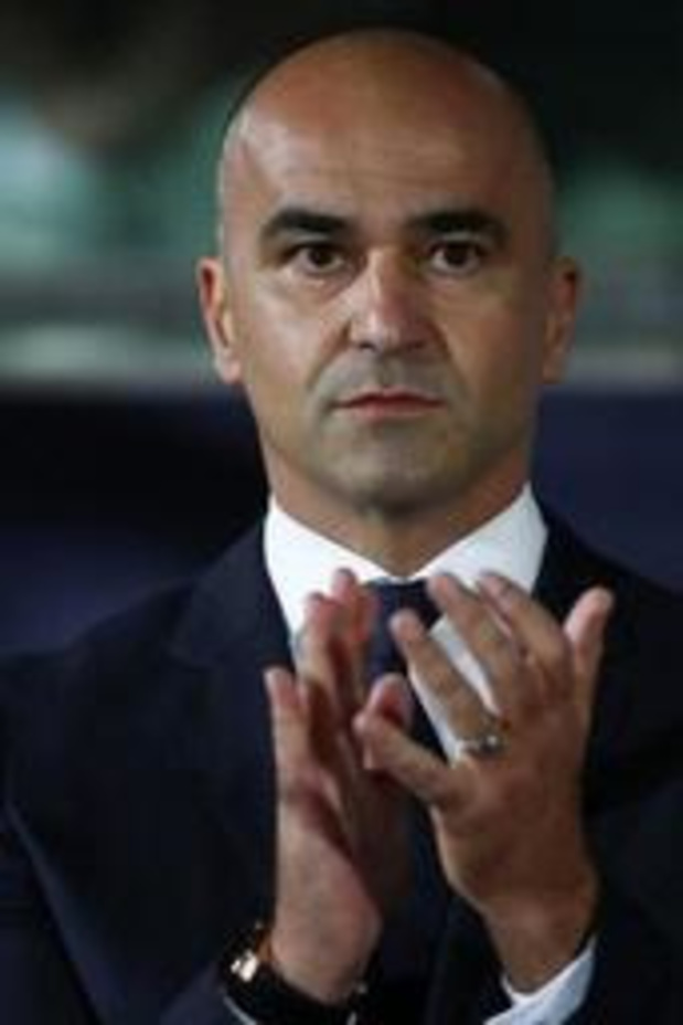 Diables Rouges - Roberto Martinez voulait préserver Lukaku et Mertens