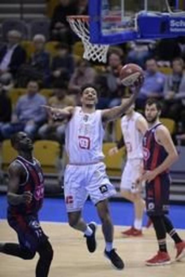 Euromillions Basket League - Ostende s'impose face au Brussels au Palais 12, Anvers l'emporte à Liège et reste leader