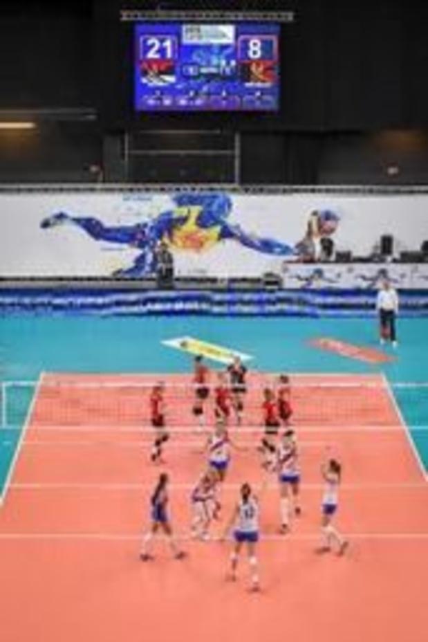 Ligue des Nations de volley dames - Les Yellow Tigers redressent la situation face à la Bulgarie