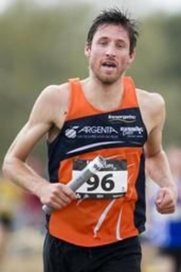 Jan Petralia médaillé d'argent à l'Euro de duathlon de moyenne distance
