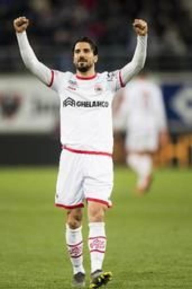 Jupiler Pro League - Antwerp wint bij AA Gent, dat met 0 op 12 achterblijft