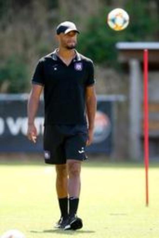 Anderlecht verliest van AZ achter gesloten deuren