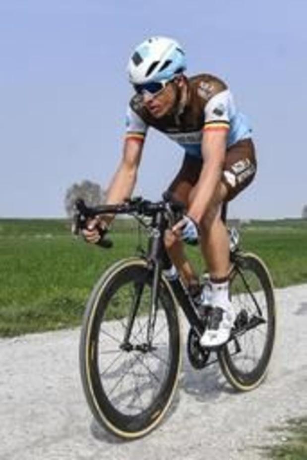Gent-Wevelgem - Oliver Naesen zal meedoen voor zege in Ronde van Vlaanderen