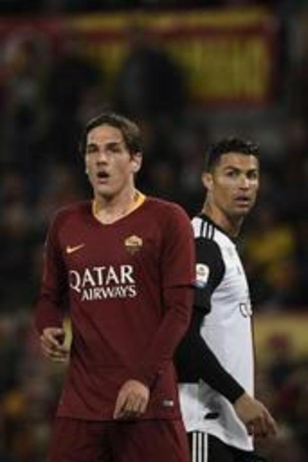 Serie A - Toptalent Nicolo Zaniolo verlengt contract bij AS Roma