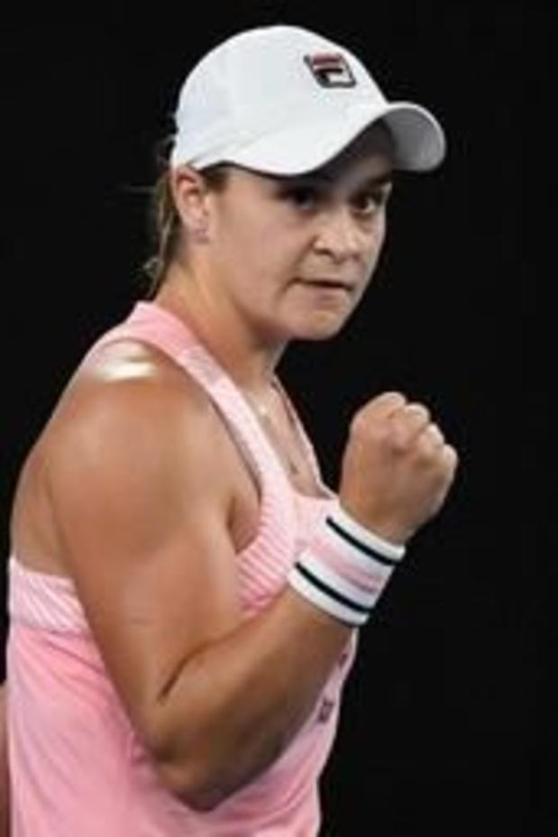 WTA Miami - Victoire de l'Australienne Ashleigh Barty