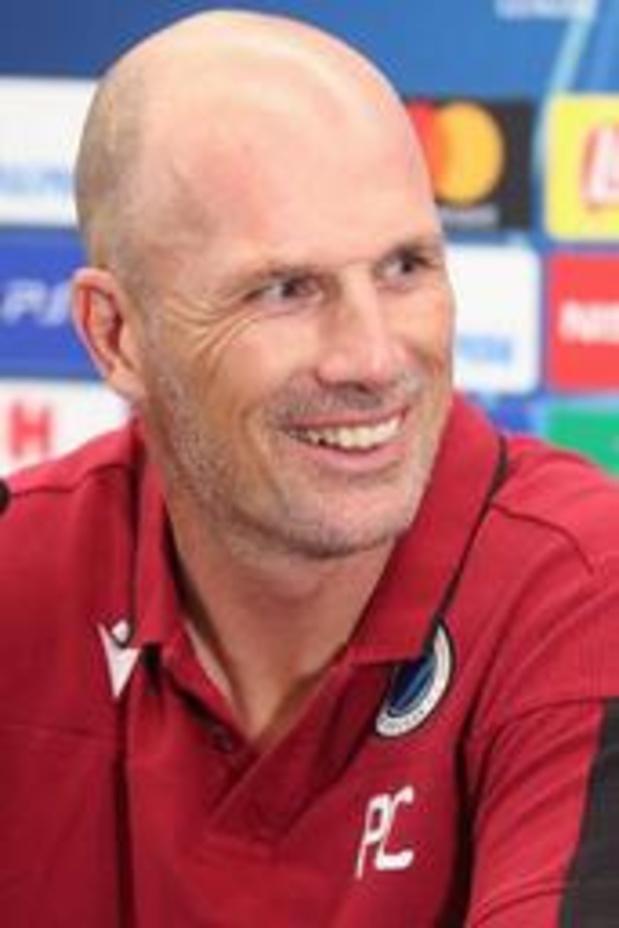 Philippe Clement wil geschiedenis schrijven met Club Brugge