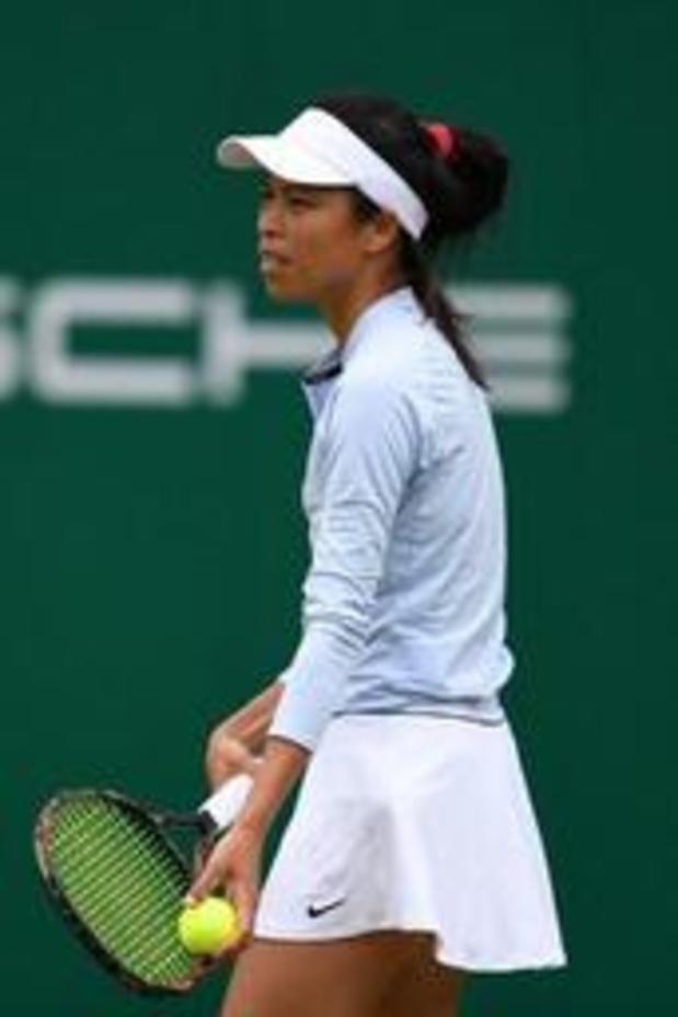 Wimbledon - Kirsten Flipkens in tweede ronde tegen Hsieh Su-Wei
