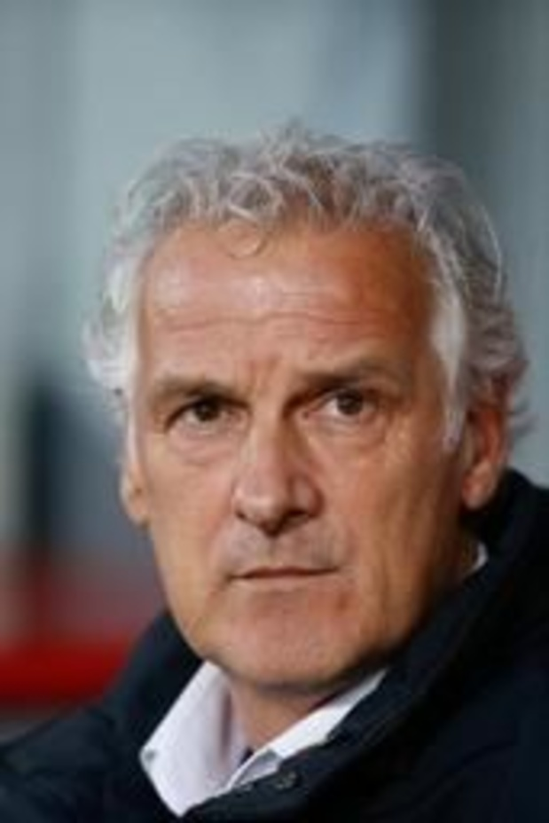 Anderlecht beëindigt samenwerking met Fred Rutten