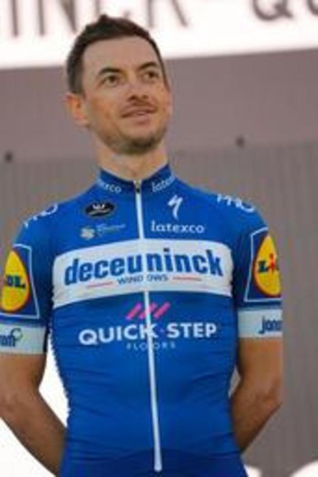 Dries Devenyns blijft jaar langer bij Deceuninck-Quick.Step