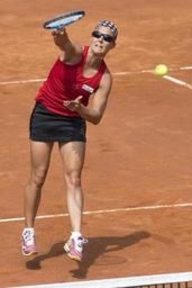 Flipkens, battue d'entrée à Nuremberg, vers Roland-Garros sans la moindre victoire sur terre battue