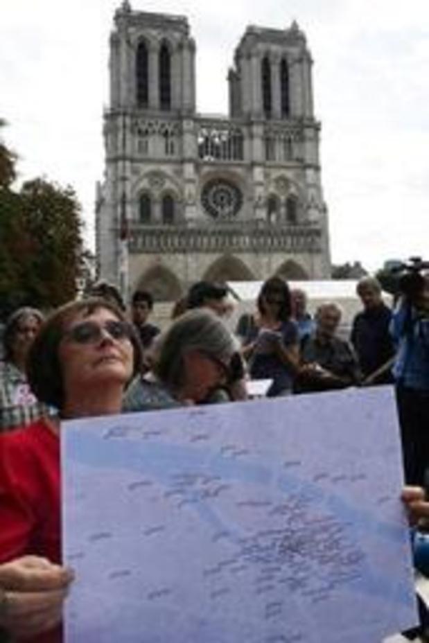 """""""Stolp over Notre-Damekathedraal is moeilijk haalbaar"""""""