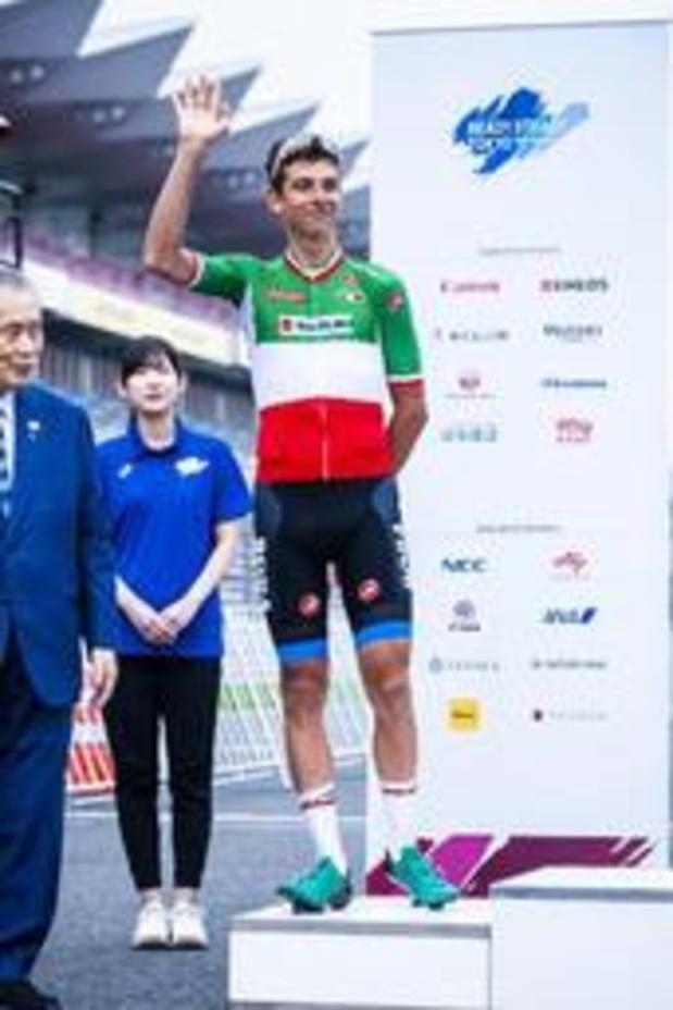 Italiaans kampioen Formolo verhuist naar UAE Team Emirates