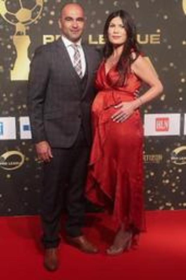Rode Duivels - Roberto Martinez en vrouw Beth verwelkomen tweede dochter