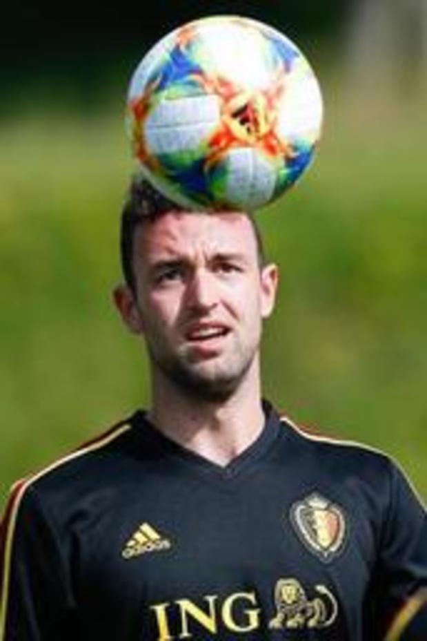 Johan Walem appelle Dries Wouters suite au forfait de Jordi Vanlerberghe