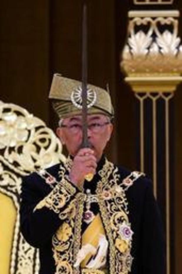 La Malaisie a un nouveau Roi, six mois après l'abdication surprise de l'ancien souverain