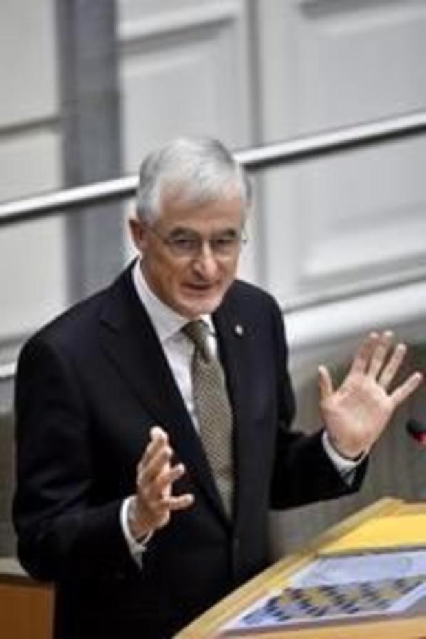 Bourgeois boos om Brussels 'njet' op Europese handelsgesprekken met VS