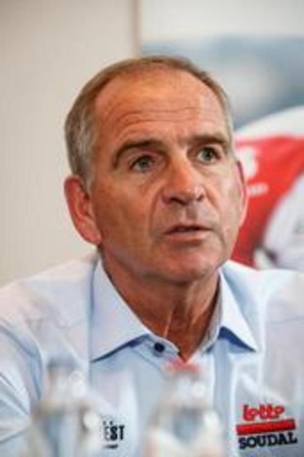 Lotto Soudal vise des victoires d'étapes, et rêve d'un succès samedi à Bruxelles