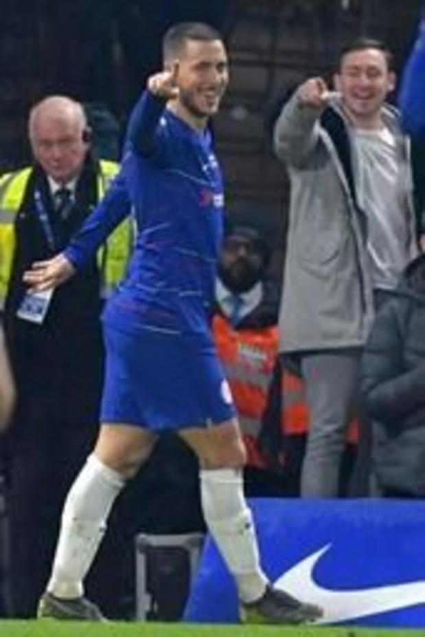 """""""Cent millions de livres? Ce n'est pas assez cher pour Eden Hazard"""", selon son coach Sarri"""