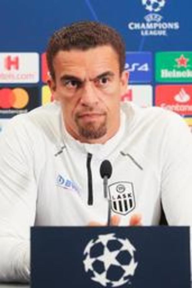 Champions League - LASK-coach Valérien Ismaël gaat all-in tegen Club Brugge