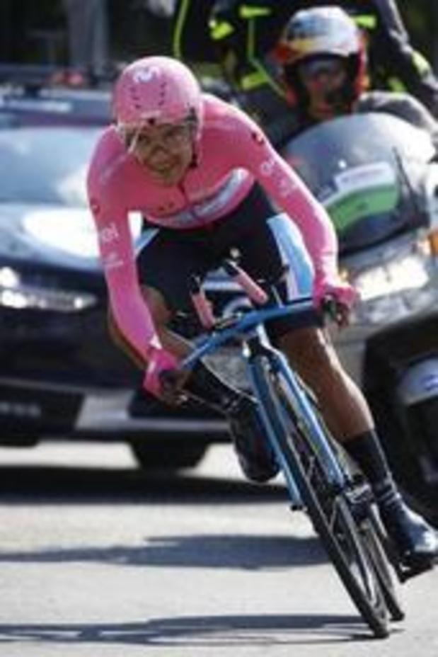 Tour d'Italie - Richard Carapaz remporte le Giro, Haga s'impose à Vérone devant Campenaerts et De Gendt