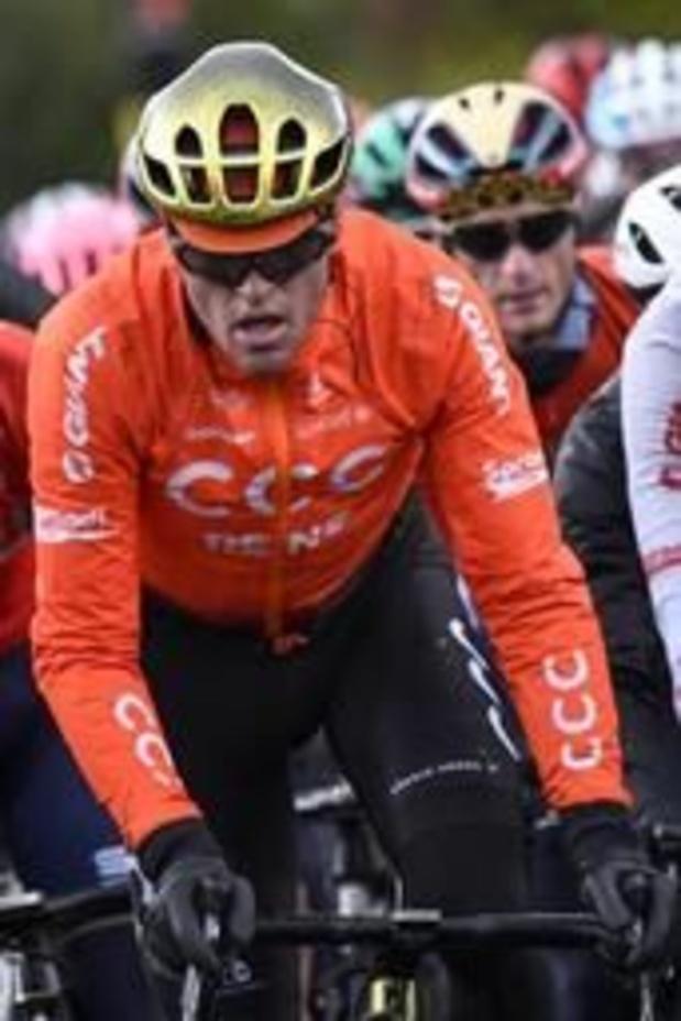 Ronde van Yorkshire - Van Avermaet sprint naar derde plaats in Engeland