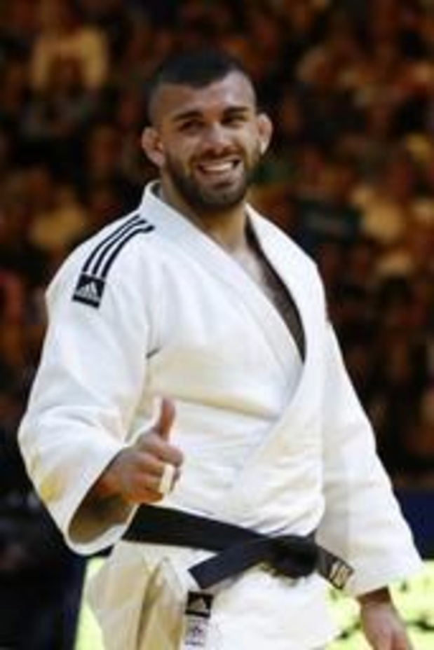 Toma Nikiforov verovert brons in de categorie -100 kg