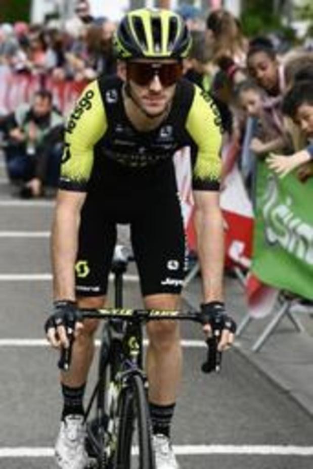 """Critérium du Dauphiné: """"Difficile à dire si je suis favori"""", estime Adam Yates, nouveau maillot jaune"""