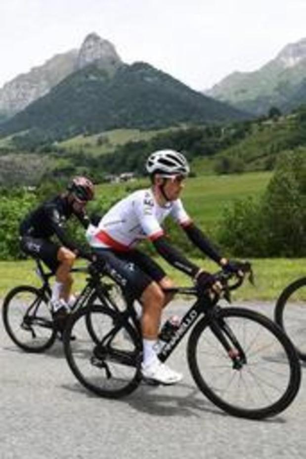 Victoire de Wout Poels dans la 7e étape du Criterium du Dauphiné