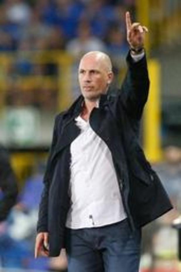 Champions League - Philippe Clement kijkt uit naar loting voor groepsfase