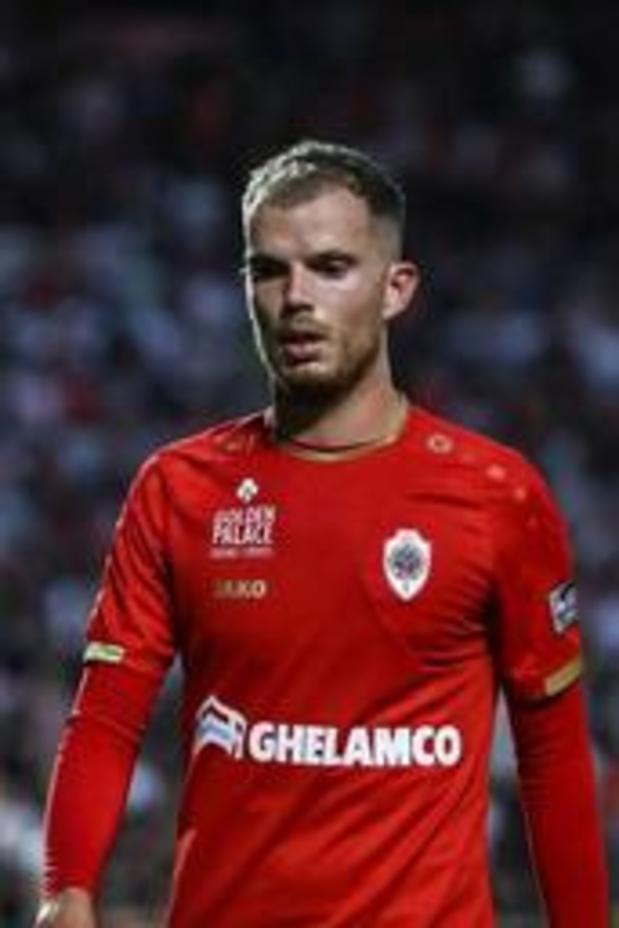 Jupiler Pro League - Geoffry Hairemans ruilt Antwerp voor KV Mechelen