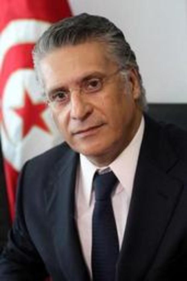Tunesische presidentskandidaat Nabil Karoui gearresteerd
