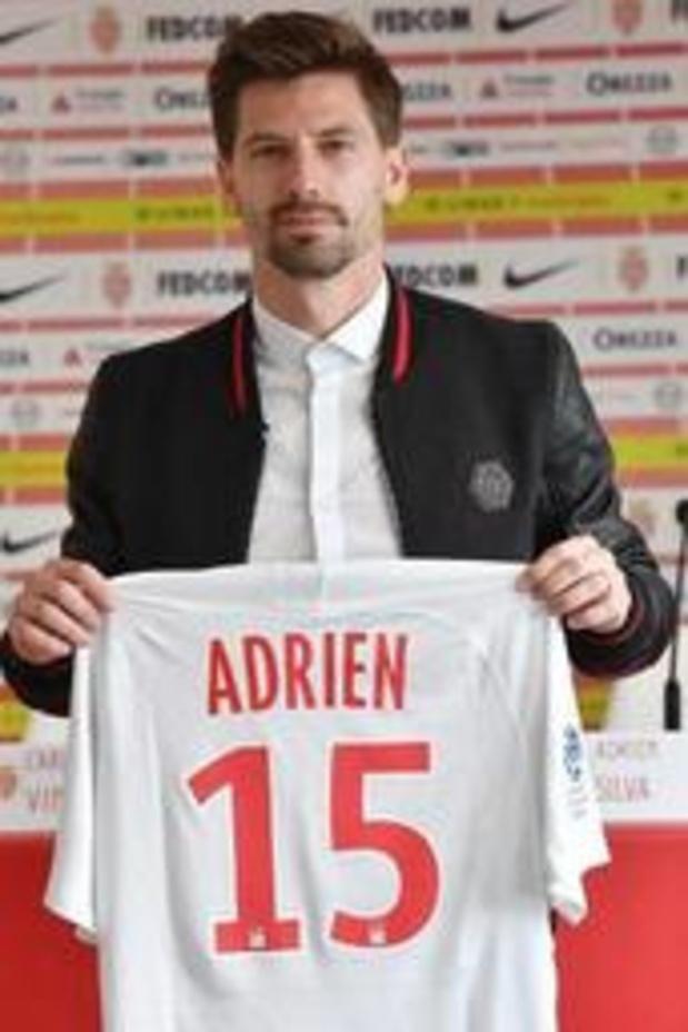 Premier League - Adrien Silva (Leicester) de nouveau prêté à Monaco