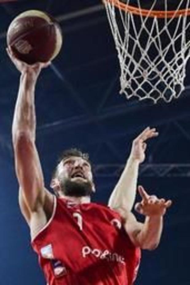 Anvers aborde les playoffs de l'Euromillions League en pole