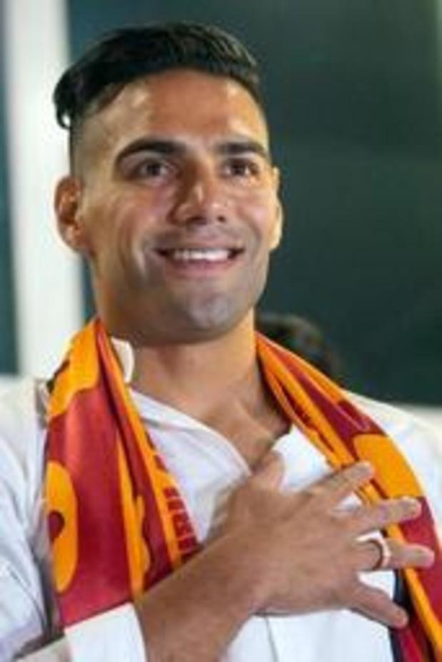 Ligue 1 - Radamel Falcao quitte Monaco pour Galatasaray