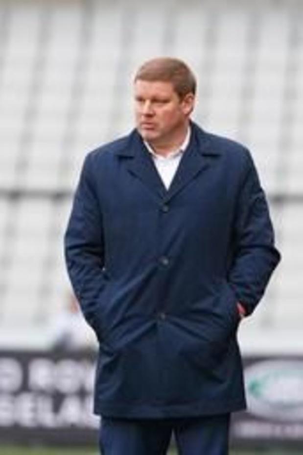 La Gantoise nie des discussions avec Vanhaezebrouck pour un retour la saison prochaine
