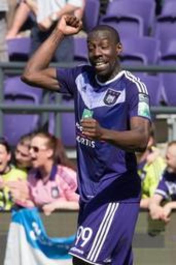 Serie A - Stefano Okaka (ex-Anderlecht) tekent bij Udinese