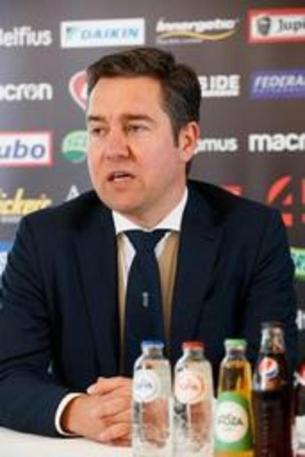 """Club Brugge stelt Philippe Clement voor: """"Hij was de geknipte man voor ons"""""""