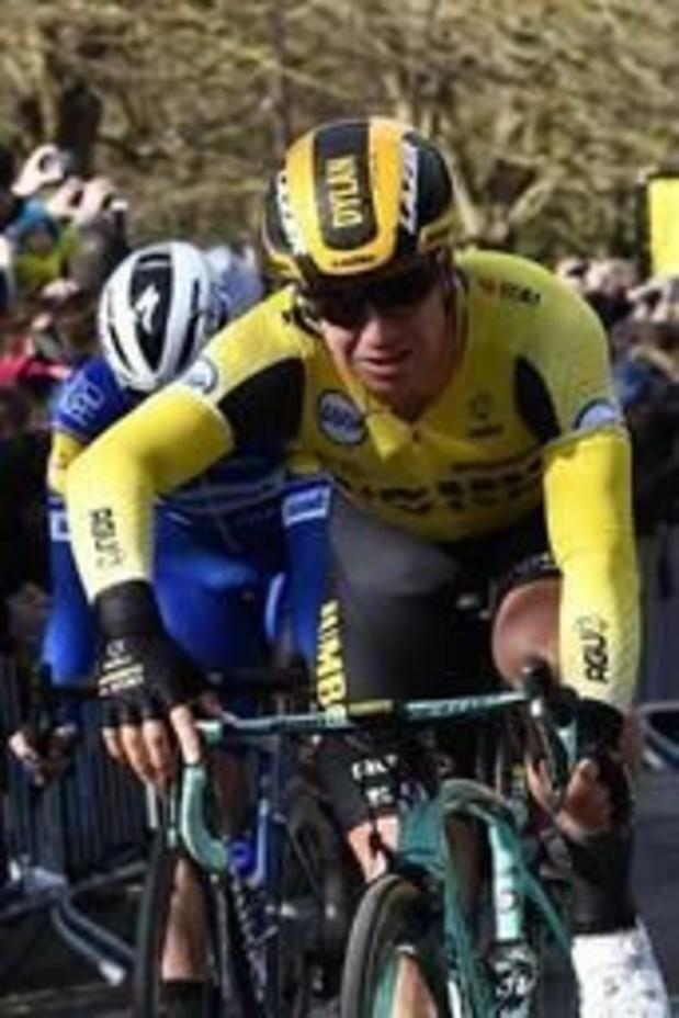 Le Néerlandais Dylan Groenewegen vainqueur de la première étape des Quatre Jours de Dunkerque