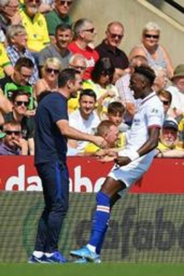 Premier League - Chelsea relancé par ses jeunes à Norwich (2-3) sous l'oeil de Michy Batshuayi
