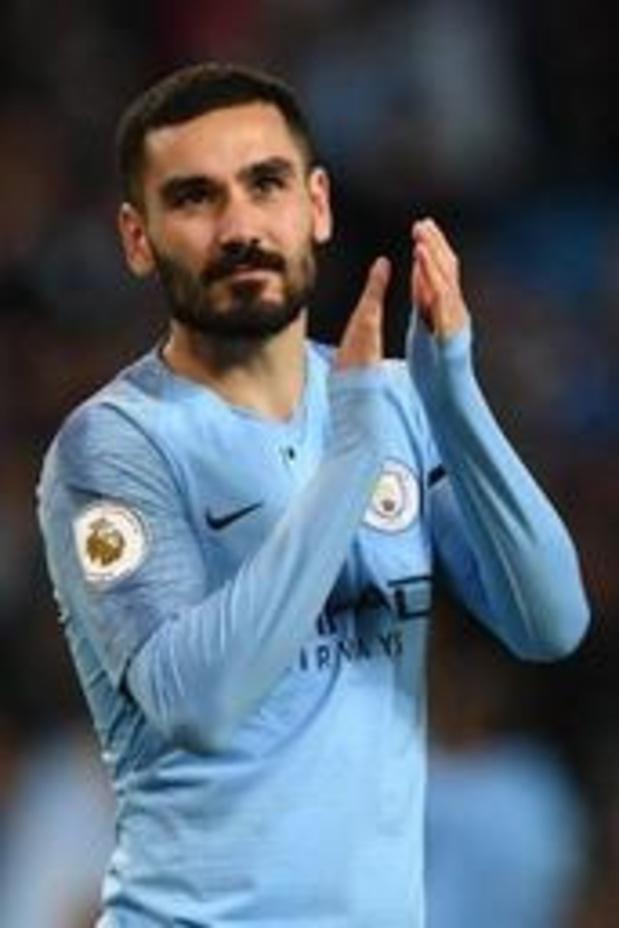 Manchester City houdt sterkhouder Gündogan langer aan boord