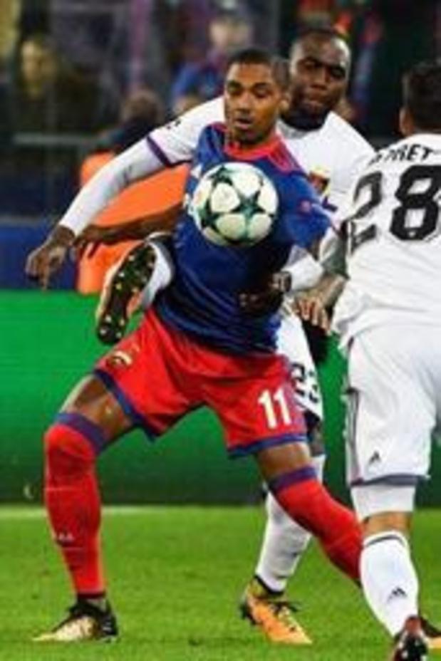 Mbaye Diagne a signé au Club Bruges, qui a également engagé Eder Balanta