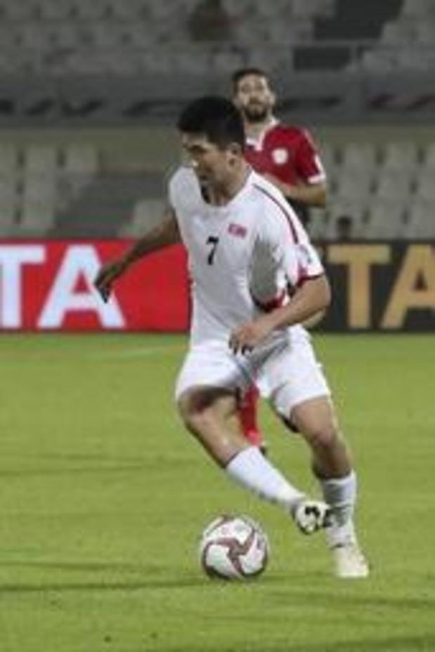 La Juventus recrute le Nord-Coréen Han Kwang-song
