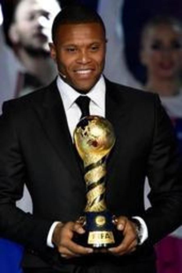 "L'ex-international brésilien Julio Baptista ""La Bestia"" raccroche les crampons"
