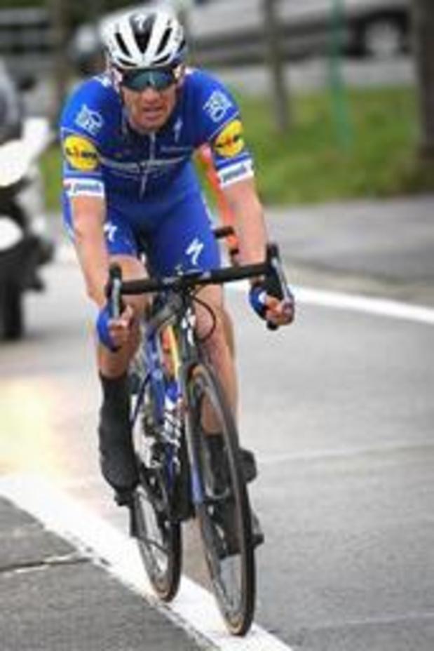 Zdenek Stybar blijft twee jaar langer bij Deceuninck - Quick-Step