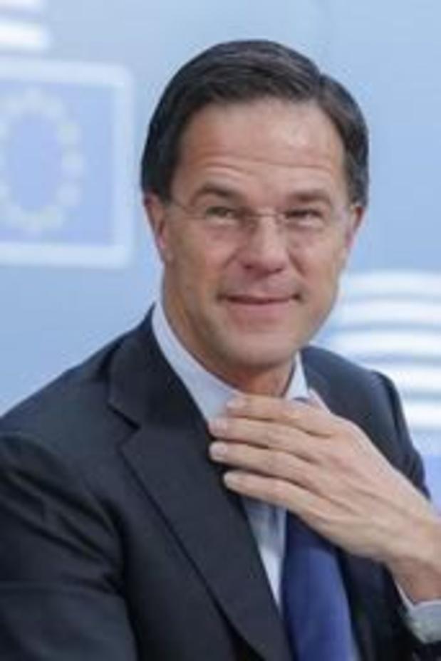 """Nederlandse premier Rutte vraagt Britse garanties op """"loyale samenwerking"""""""