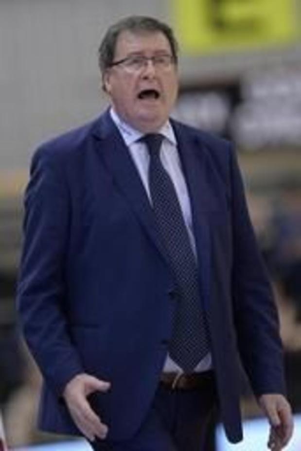 EuroMillions Basket League - Spirou Charleroi zet coach Niksa Bavcevic aan de deur